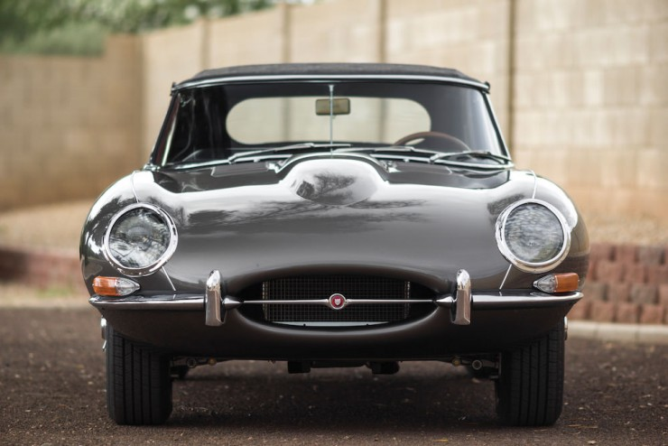 Jaguar E-Type Series 1 9