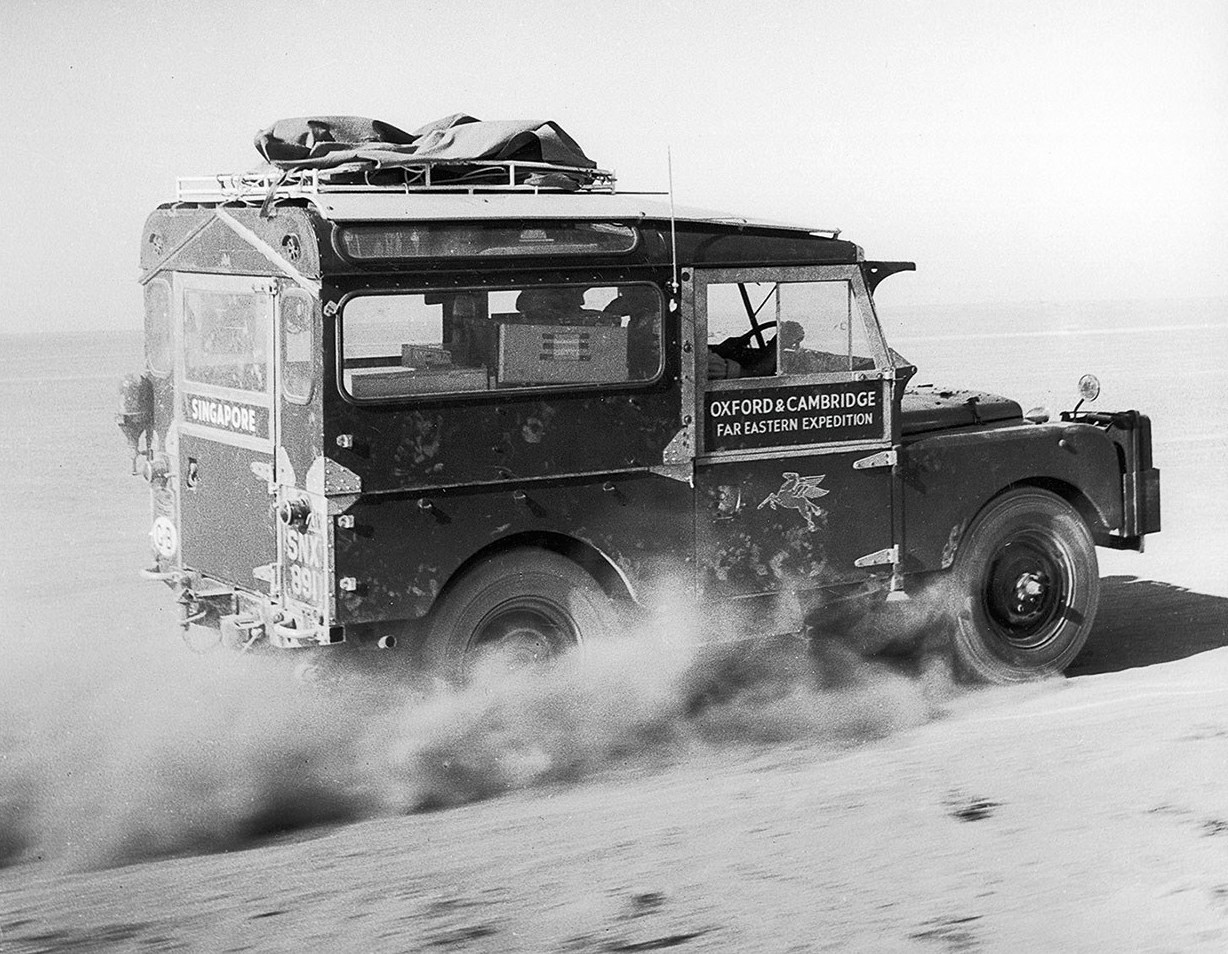 Land Rover Documentary A 50 Year Adventure