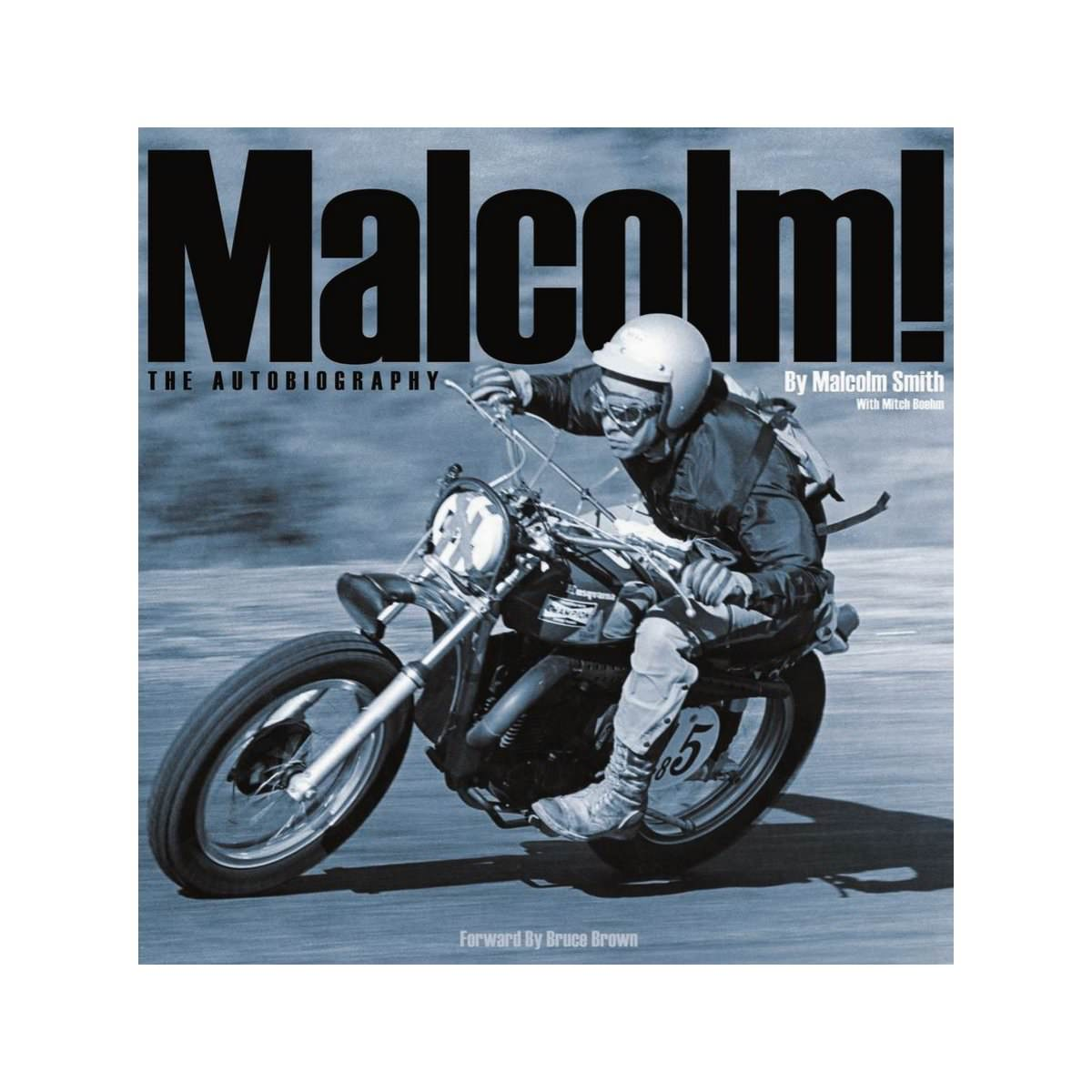 Malcolm! The Autobiography Book