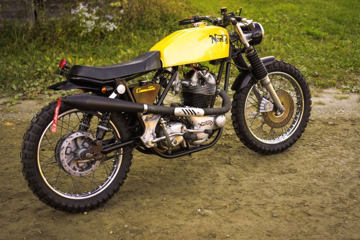 Norton Commando Motorcycle 1