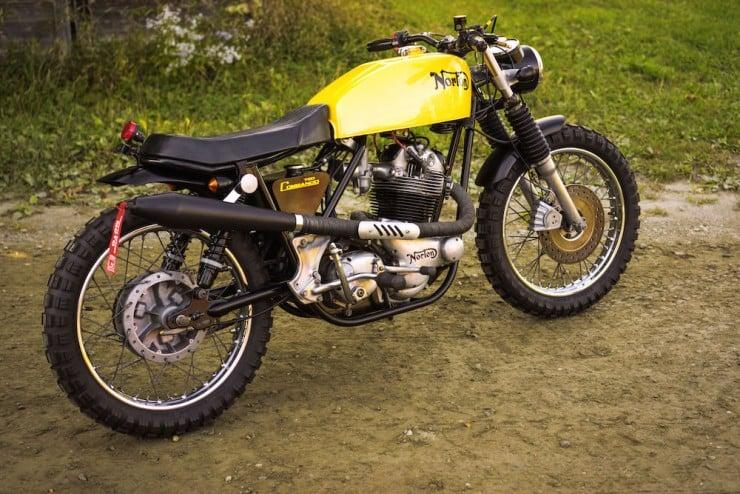Norton Commando Motorcycle 1