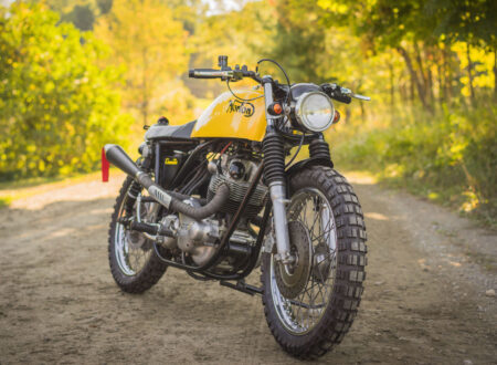 Norton Commando Motorcycle 10 450x330 - Norton Commando Scrambler