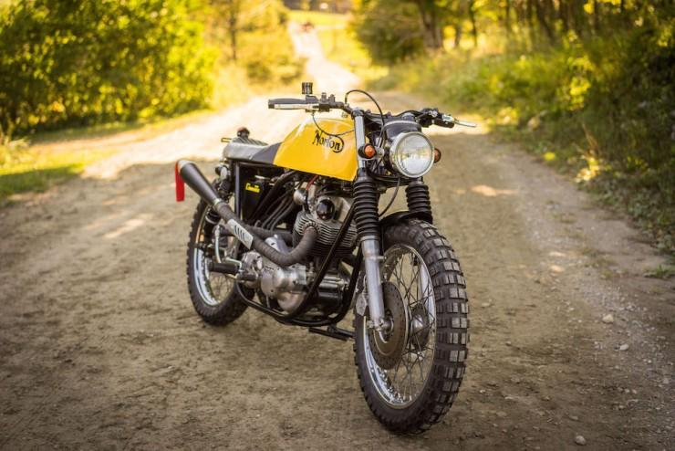 Norton Commando Motorcycle 11