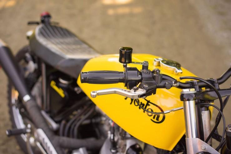 Norton Commando Motorcycle 15