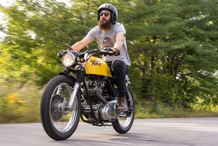 Norton Commando Motorcycle 18
