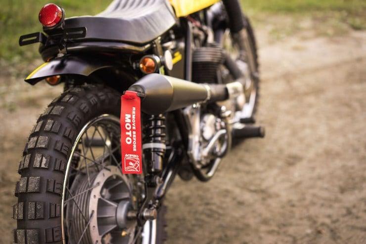 Norton Commando Motorcycle 2