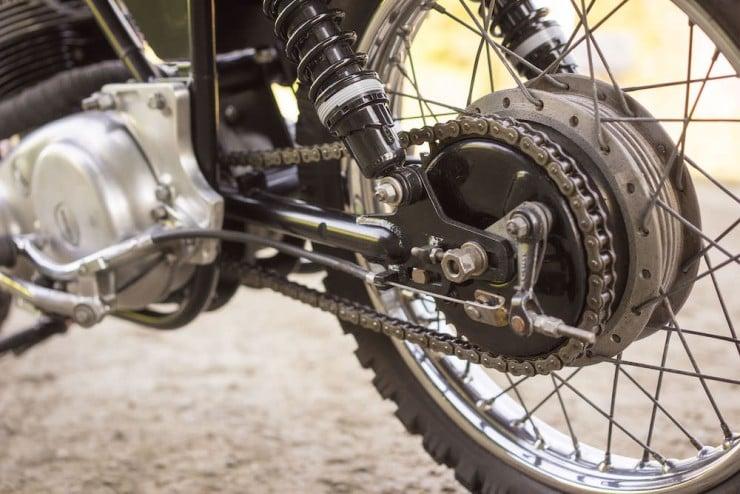 Norton Commando Motorcycle 3