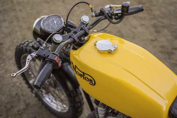 Norton Commando Motorcycle 4
