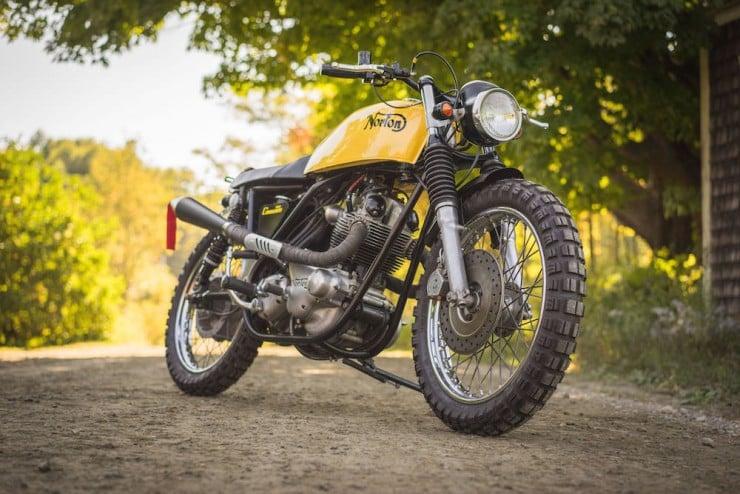 Norton Commando Motorcycle 9