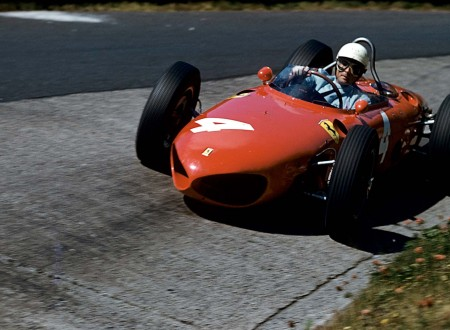 Phil Hill Ferrari
