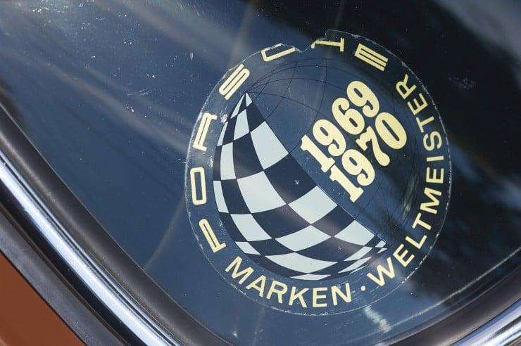 Porsche 911T 3