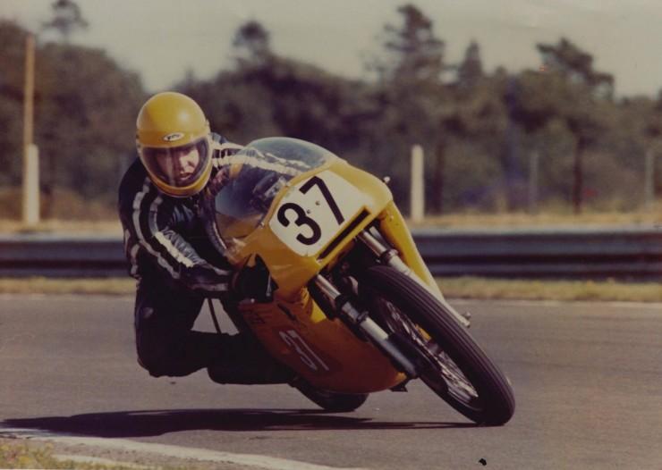 Triumph Racing Motorcycle 11