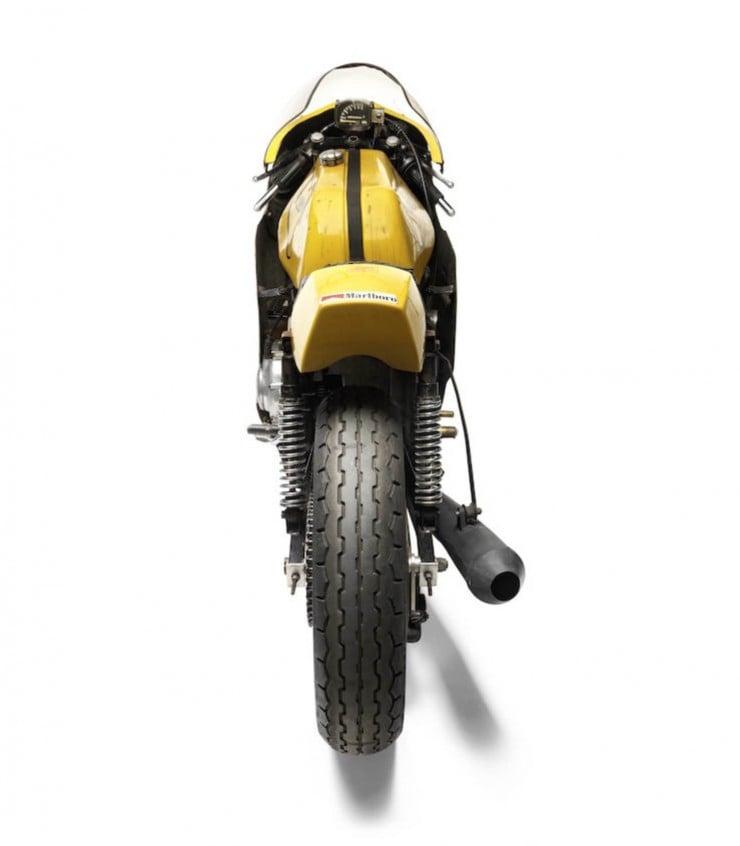 Triumph Racing Motorcycle 4
