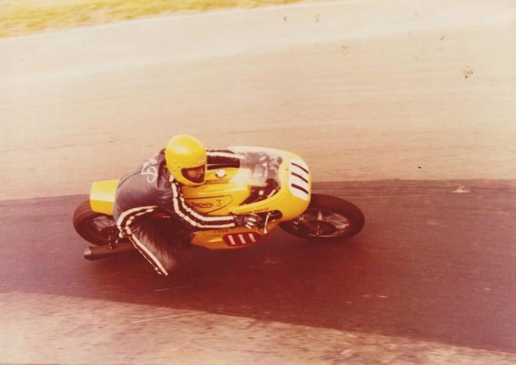 Triumph Racing Motorcycle 6
