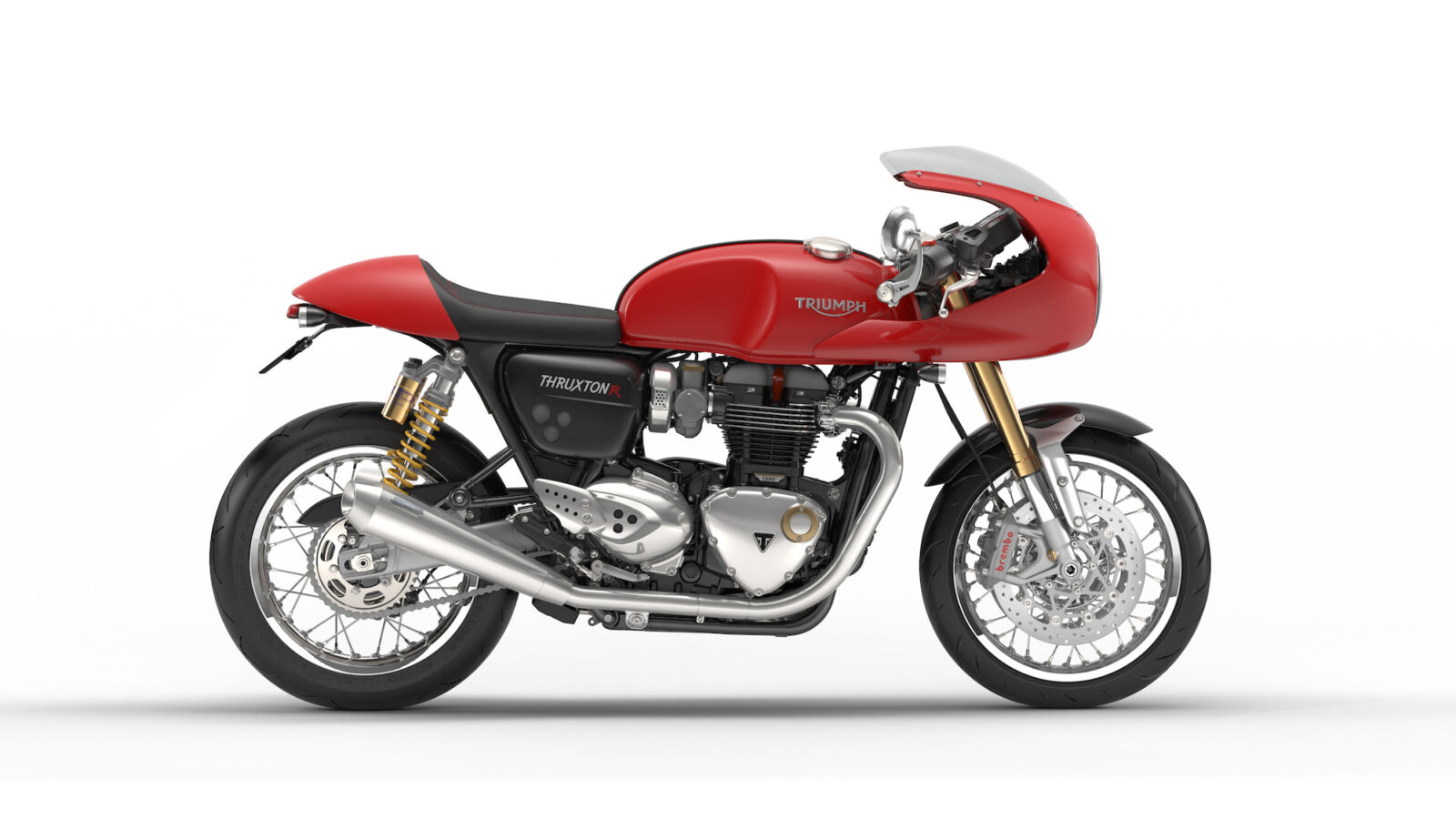 Triumph Thruxton R 1600x900 - The New Triumph Thruxton R