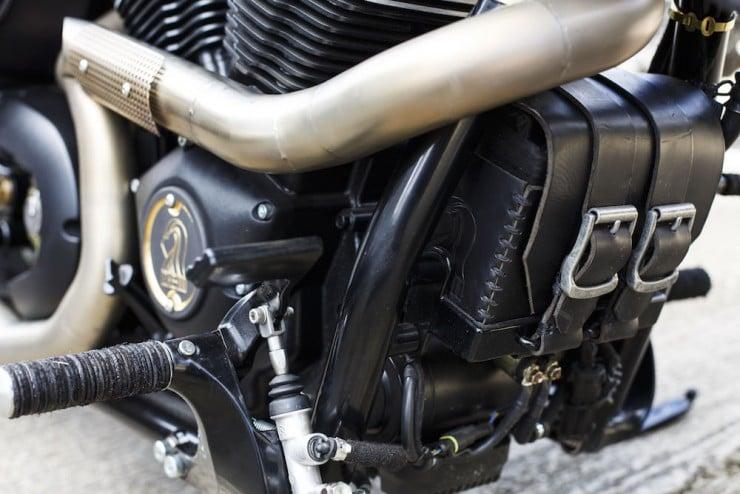 Victory Hammer Custom Motorcycle 10