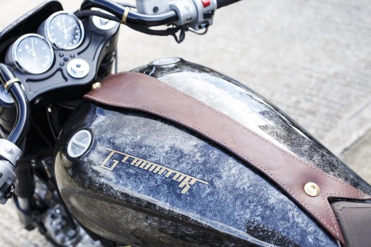Victory Hammer Custom Motorcycle 11