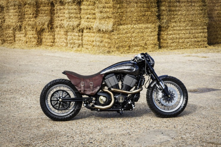 Victory Hammer Custom Motorcycle 4
