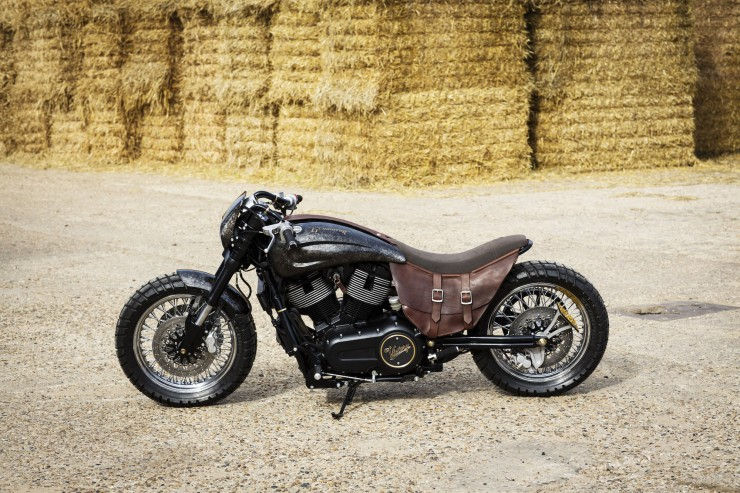Victory Hammer Custom Motorcycle