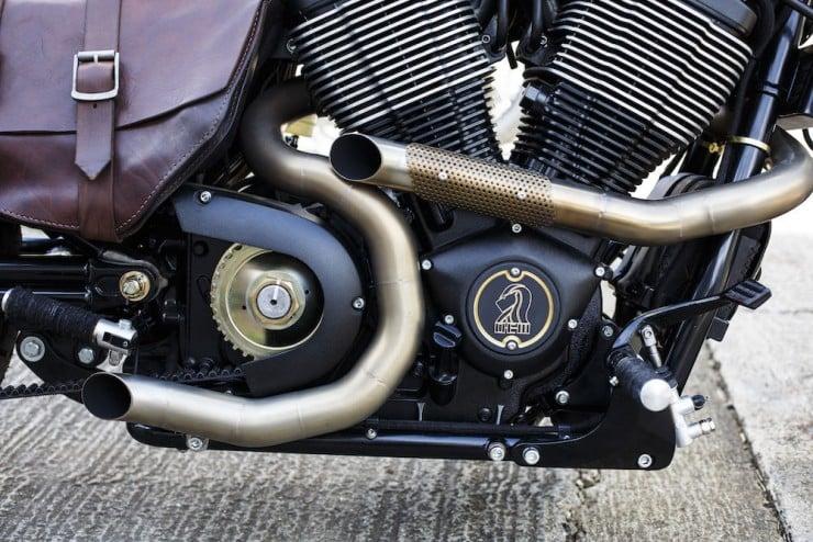 Victory Hammer Custom Motorcycle 9