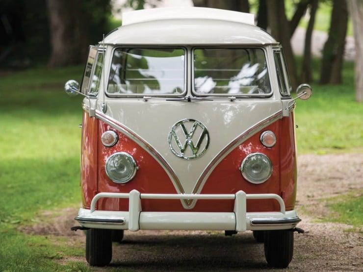 Volkswagen Type 2 '21-Window' Deluxe Microbus 4