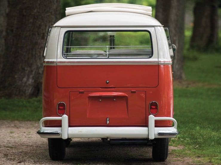 Volkswagen Type 2 '21-Window' Deluxe Microbus 5