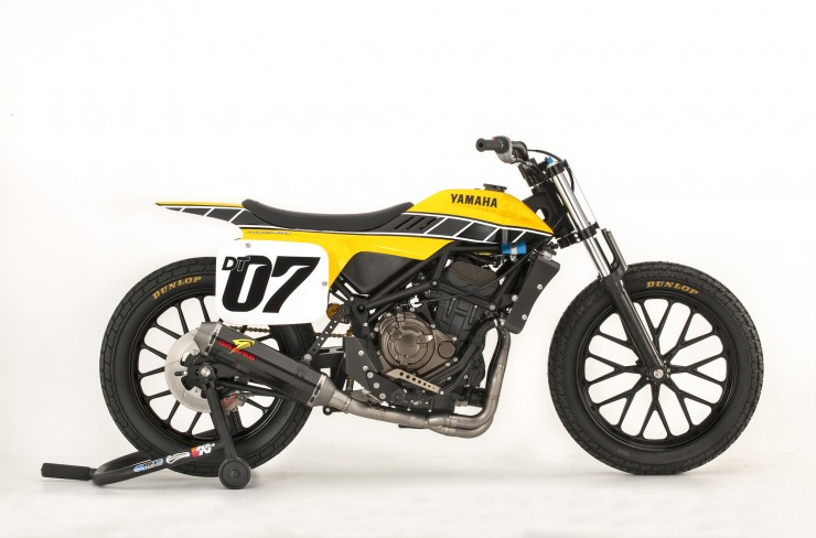 Yamaha DT-07 Flat Track Concept 1