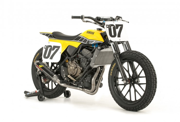 Yamaha DT-07 Flat Track Concept 2
