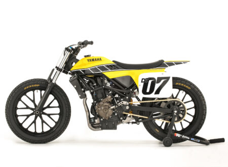 Yamaha DT 07 Flat Track Concept 450x330 - Yamaha DT-07 Flat Track Concept