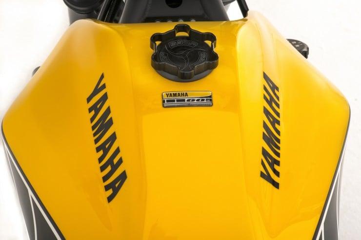 Yamaha DT-07 Flat Track Concept 5
