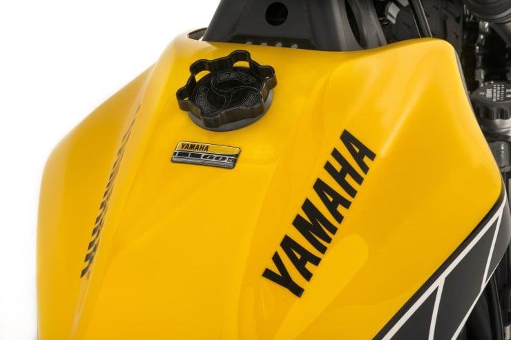 Yamaha DT-07 Flat Track Concept 6