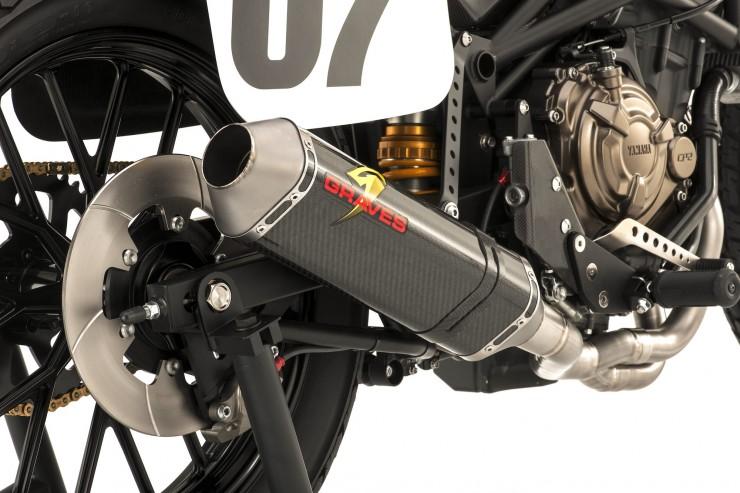 Yamaha DT-07 Flat Track Concept 7