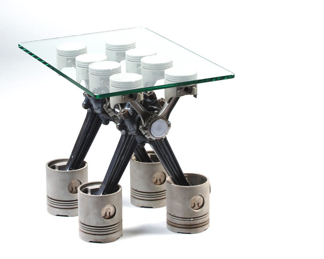 Piston Table