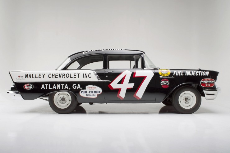 1957 Chevrolet Black Widow 3