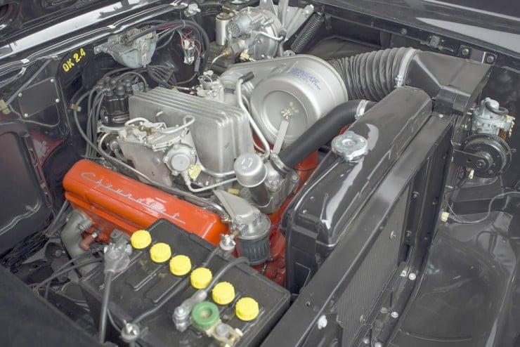 1957 Chevrolet Black Widow 4