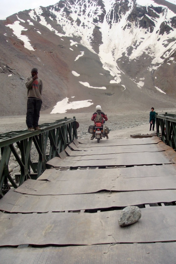 60. Make shift bridges, Indian Himalayas