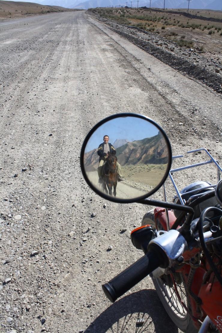 74. Meeting the wild horsemen of Kyrgyzstan