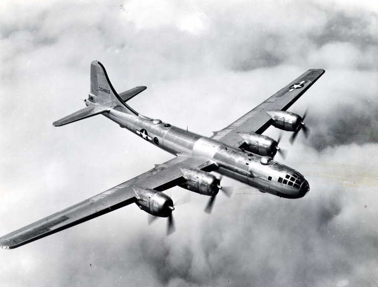 Boeing B29 Superfortress