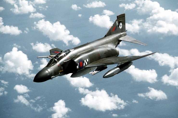 Boeing F4 Phantom