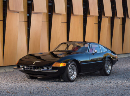 Ferrari Daytona 1 450x330 - Ferrari 365 GTB/4 Daytona