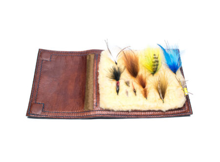 Fly Fishing Wallet 5 450x330 - Provo River Fishing Co. Fly Fishing Wallet