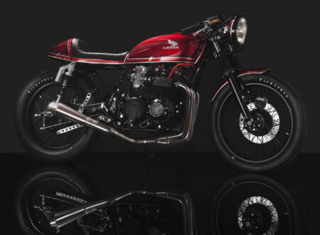 Honda CB550 8 450x330 - Honda CB550 by Lossa Engineering