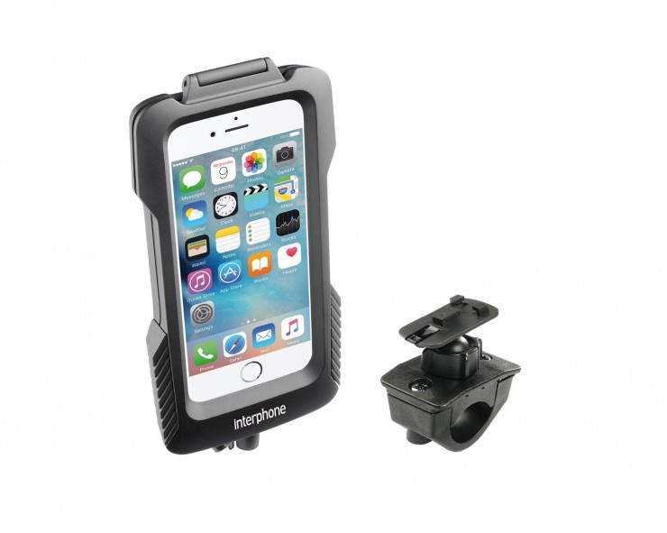 Interphone Waterproof iPhone Handlebar Case 1