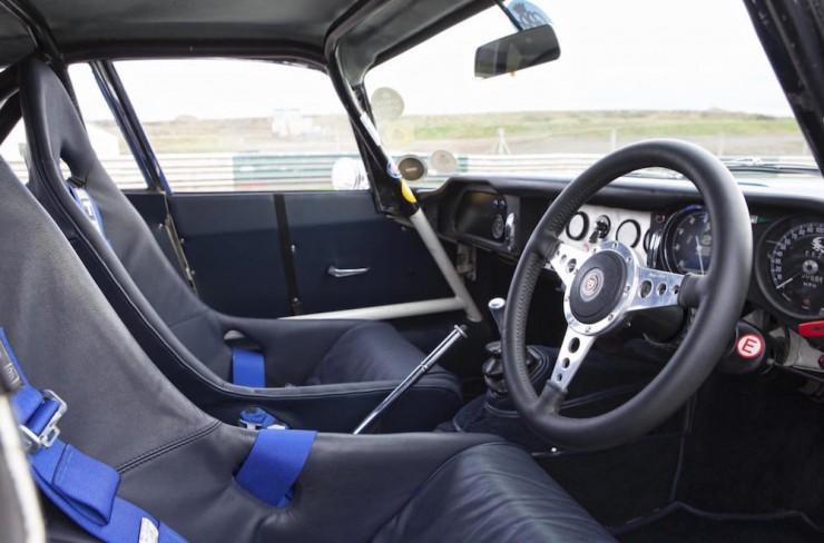 Jaguar E-Type Car 1
