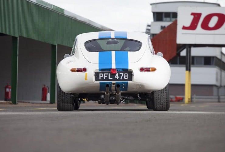 Jaguar E-Type Car 10
