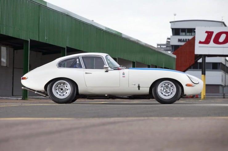 Jaguar E-Type Car 13