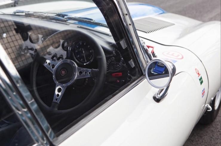 Jaguar E-Type Car 3