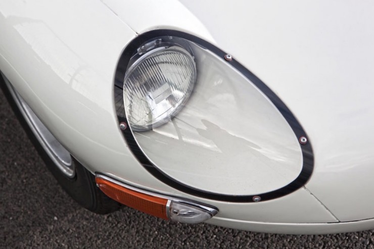Jaguar E-Type Car 8