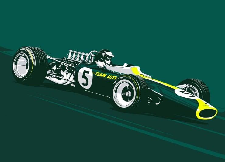 Jim Clark F1