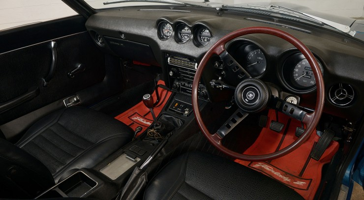 Nissan Fairlady Z 432 12